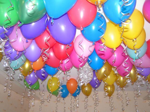 ДНИ РОЖДЕНИЯ - шары с гелием Ужгород, кульки на день народження ...
